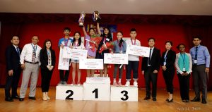 The 7th Mengly J. Quach WordSpeed Contest (Final Round)