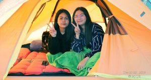 The 2nd Aii Camping