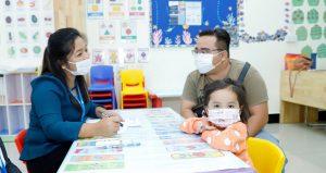 Parents-Teacher Association Meeting (Pre-kid 1 to Kid 4)