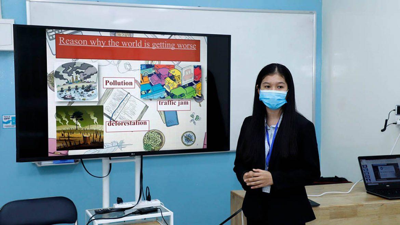 Level 8 Basic Presentation